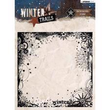 Studiolight Clear Stamp - Background / Snowflakes