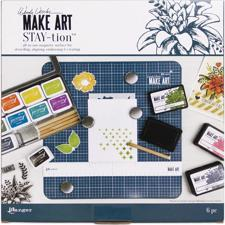 "Wendy Vecchi Make Art Stay-Tion 12"" (stor)"