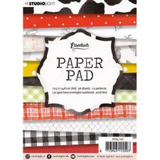 Studio Light Paper Pad A6 (10x15 cm) - No. 143