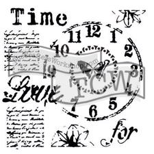 "Crafter's Workshop Template 12x12"" - Time for Love"