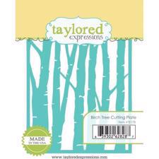 Taylored Expressions Dies - Birch Tree Cutting Plate