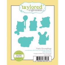 Taylored Expressions Dies - Party Grumplings