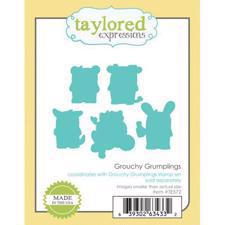 Taylored Expressions Dies - Grouchy Grumplings