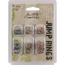 Tim Holtz / Idea-ology - Jump Rings