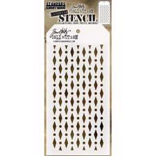 Tim Holtz Layered Stencil - Diamond Dot
