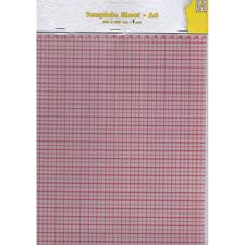 Nellie Snellen Stamping Buddy - Plastic Sheets (5 st)