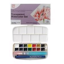 ZIG Kuretake Transparent Watercolor Set