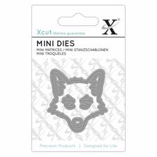 X-Cut Mini Die - Fox Head