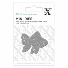 X-Cut Mini Die -Gold Fish